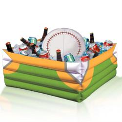 Baseball Inflatable Cooler