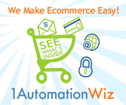 Shopping cart software by 1AutomationWiz.com