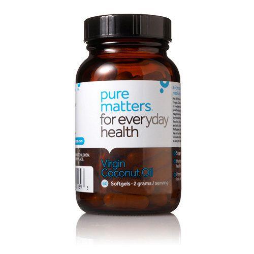 Virgin coconut oil benefits for brain vco for Coconut oil vs fish oil