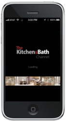 Smartphone App Kitchen and Bath Channel