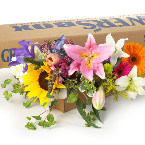 Wedding Flowers Website: The Grower's Box, LLC Is Pleased To Announce The Launch Of
