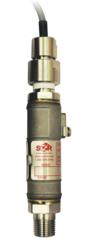 The 805QS is a low cost, compact electronic pressure switch with continuous output.