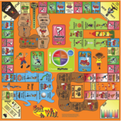 Children's Board Game Promotes Healthy Eating Habits in New Video