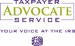 Taxpayer Advocate Service (TAS) logo