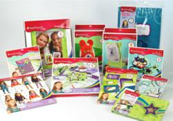 American Girl Crafts Girl of the Year 2012 kits