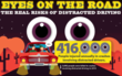 Infographic by zAutos.com Highlights the Risks of Distracted Driving
