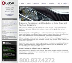 GBSA Website, seals, rings