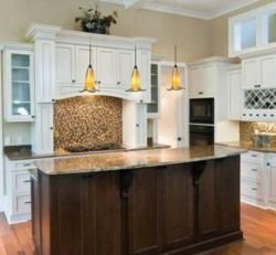 Lighting can transform a kitchen