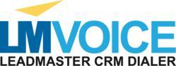 LeadMaster Voice CRM Dialer