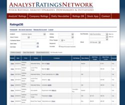 RatingsDB Search Tool