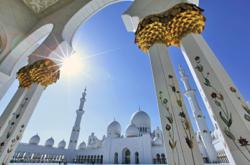 Sheikh Zayed Mosque by Thamer Al-Tassan