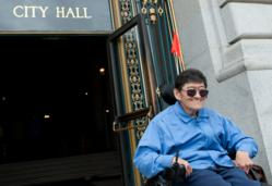 Special Needs Spotlight: Former SFMTA Board Member Bruce Oka Receives Treatment with San Francisco Sedation Dentist Dr. David Blende
