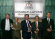 2011 Gold Premier Performers include (L to R): Gemaire Distributors, Inc., Acme Refrigeration of Baton Rouge LLC, C&L Supply, Inc., and Ed's Supply.