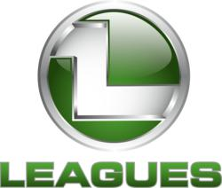 Leagues App Logo - Leagues the app that lets you find virtual leagues and compete in ping pong, table tennis, Beer Pong, Tennis, Darts, Bowling, and Basketball