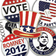 Political Pins & Campaign Buttons