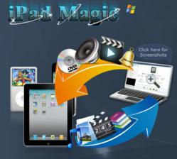 All-in-one iPad Transfer/Converter/Manager
