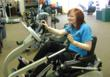 Spinal Cord Injured Client at Project Walk-Kansas City Benefiting from Aggressive, Exercise-Based Recovery Program