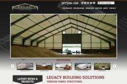 Legacy Launches New Website