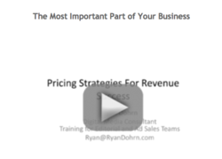 Pricing Strategies for Revenue Success
