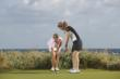 Kellie Stenzel is ranked by 'Golf Digest' and 'Golf Magazine' as a top instructor.