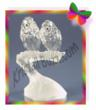 Swarovski Lovebirds 'Togetherness'