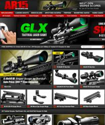 AR15 scopes website
