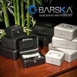 Barska Cash Boxes and Lock Boxes