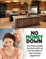 No money down financing now offered for kitchen remodels for Kitchen remodel financing