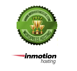InmotionHosting - 2012 Best WordPress Hosting for Business