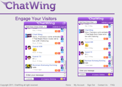 Tumblr Chat Room Widget