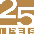 ISES - 25th anniversary logo