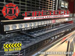 "46"" FireTech LED brow light"