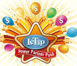 LeTip's New Power Partner Program