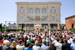 The Church of Scientology of Buffalo was rededicated Saturday, June 30, 2012 in ceremonies attended by more than a thousand local Scientologists, their guests, and Church officials.