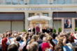 """The ceremony dedicating the Church of Scientology Buffalo opened with an uplifting rendition of """"Rise Up."""""""