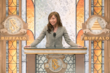 Church of Scientology Buffalo Executive Director Ms. Blanca Brouzet spoke to the expanded religious services this Church will now bring