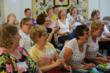 Quilters from around the U.S and Canada joined AccuQuilt's 2012 Let's GO! quilting retreats.