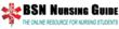 BSN Nursing Guide