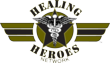 Healing Heroes Network driven by veterans donations.