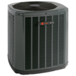 Trane Heat Pump Condensing Unit Provided By American Cooling And Heating In Arizona.