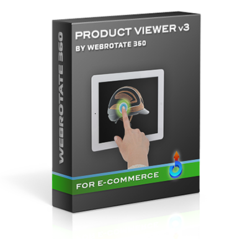 WebRotate 360 Product Viewer v3 now fully supports Apple iPad and iPhone and web browsers with our without HTML5