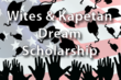 Wites & Kapetan Announces Dream Scholarship After Newly Signed...
