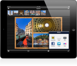 New Layout App for iPad Makes It Easy to Arrange Photos with a Swipe of Your Finger