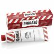 A Sandalwood and Shea Butter enriched shaving cream is part of Proraso's new offering.
