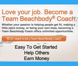 Team Beachbody Coach