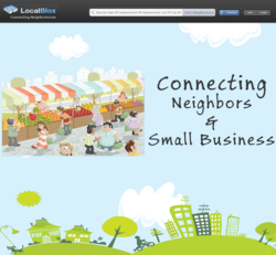 LocalBlox.com Connecting neighbors & neighborhood businesses