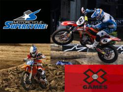 2012 X Games Enduro X Action with Forsberg and Webb