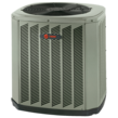 Trane XB13 heat pump provided by American Cooling And Heating in Arizona