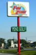 Fun Zone LED Sign