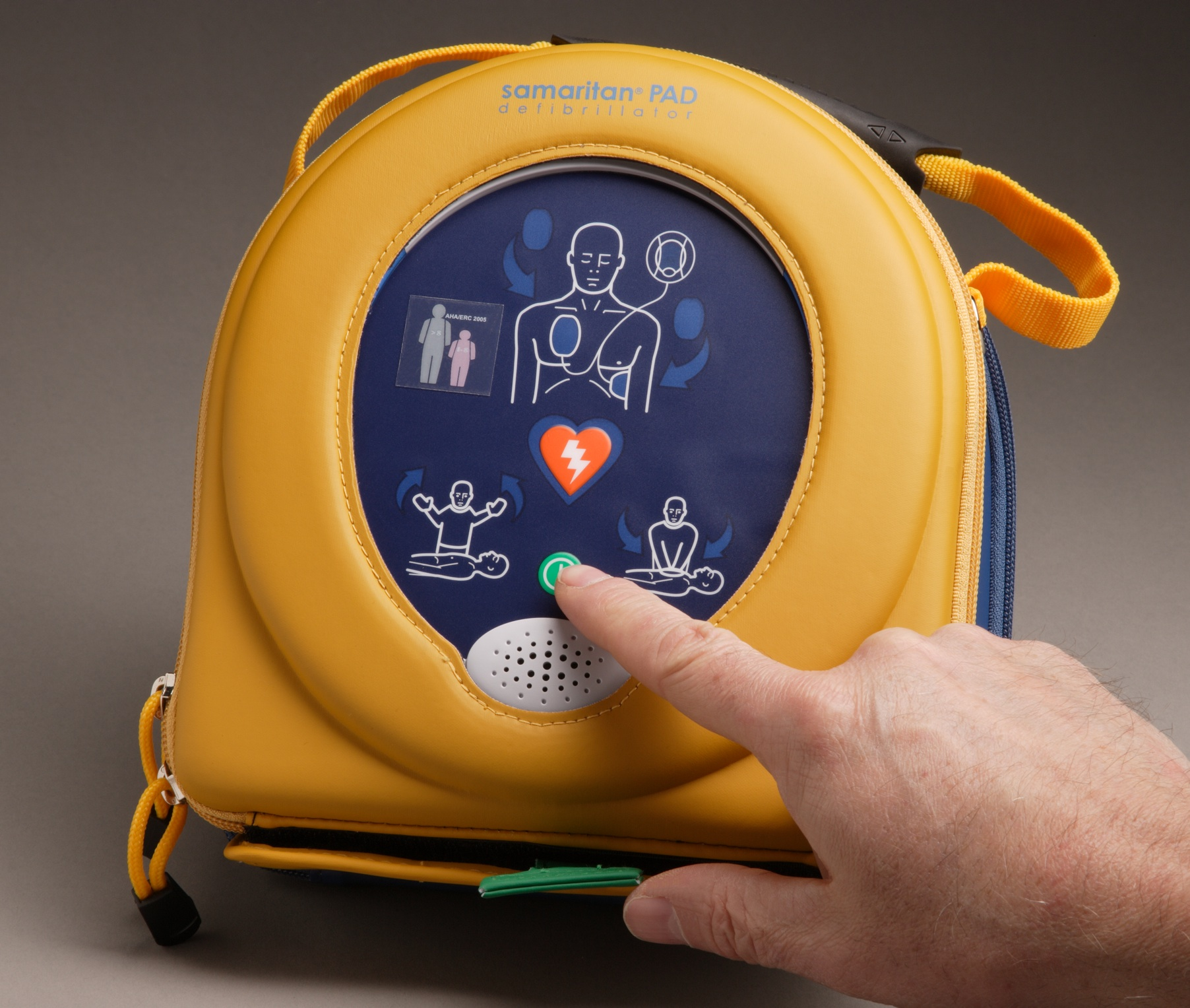 An AED (Automated External Defibrillator) is a Medical Device That ...